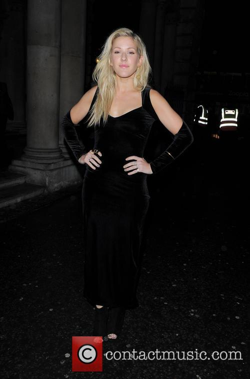Ellie Goulding, London Fashion Week