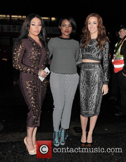 Sugababes, Siobhan Donaghy, Mutya Buena and Keisha Buchanan 4
