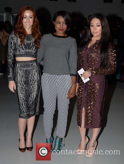 Siobhan Donaghy, Mutya Buena and Keisha Buchanan 2