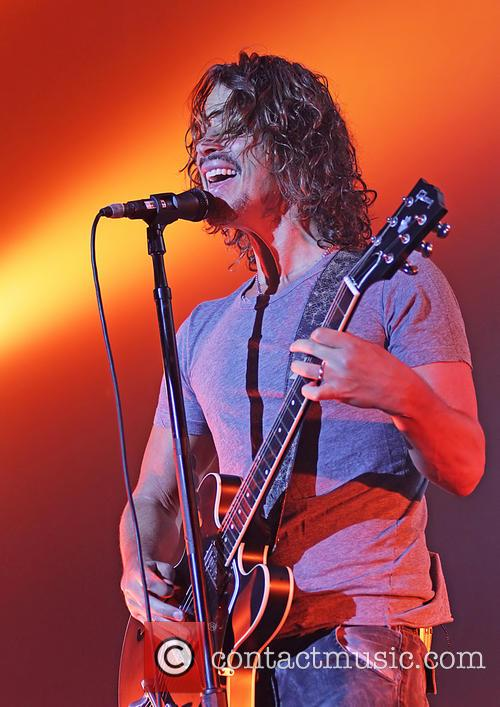Chris Cornell and Soundgarden 2