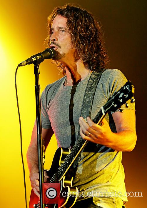 Chris Cornell and Soundgarden 11