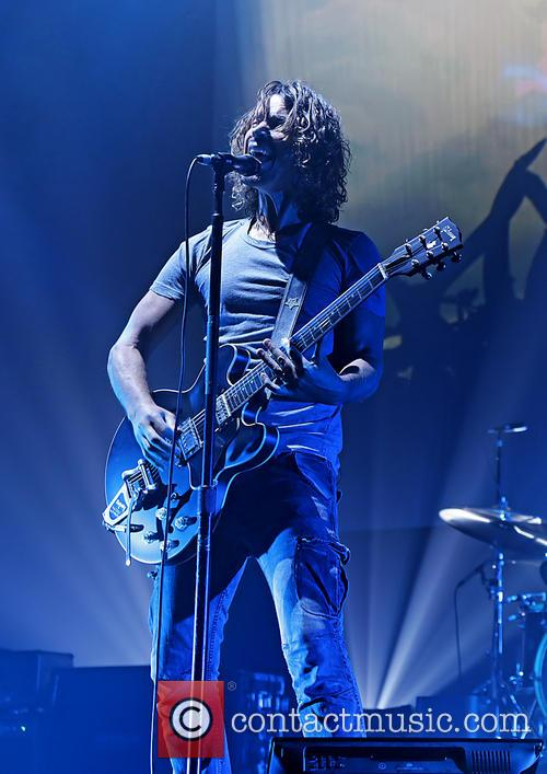 Chris Cornell and Soundgarden 1