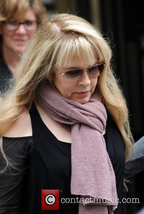 Stevie Nicks at the BBC