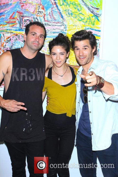 Danny Minnick, Stephanie Pearson and Johnny Whitworth 1