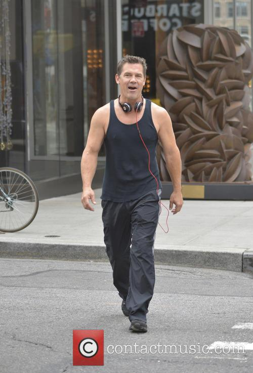 Josh Brolin, Manhattan