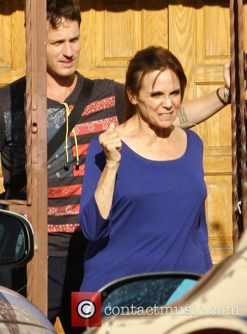 valerie harper celebrities at the dancing with 3867276