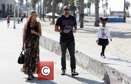 Heidi Klum and Martin Kristen 6
