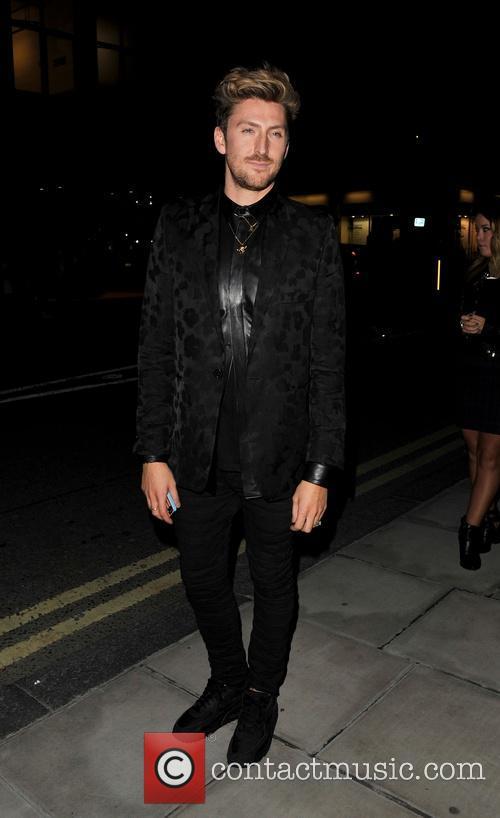 W Magazine Dinner - London Fashion Week 2014