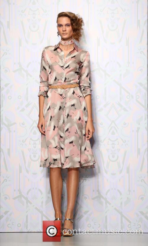 London Fashion Week 2014 - Holly Futton