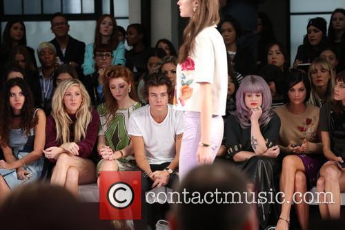 Eliza Doolittle, Ellie Goulding, Nicola Roberts, Harry Styles and Kelly Osbourne 2