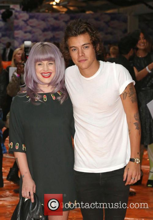 Kelly Osbourne and Harry Styles 4