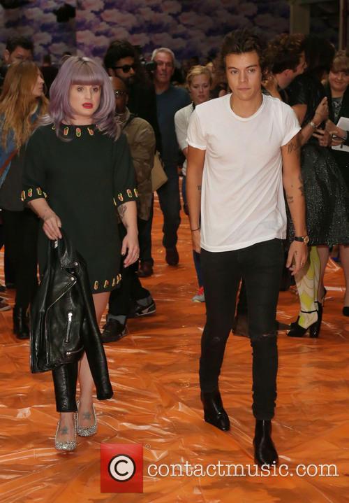Kelly Osbourne and Harry Styles 1