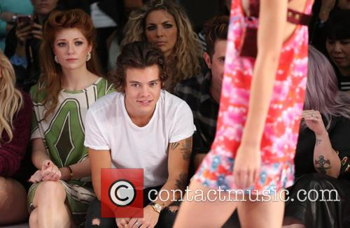 Harry Styles LFW