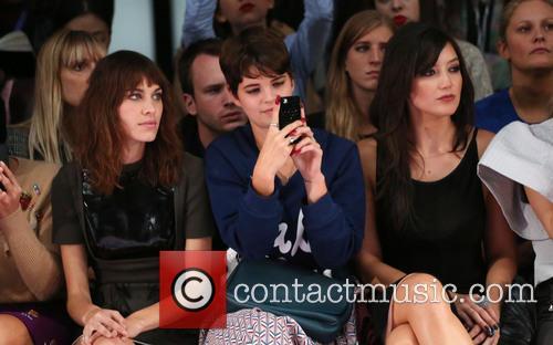 Alexa Chung, Pixie Geldof and Daisy Lowe 2