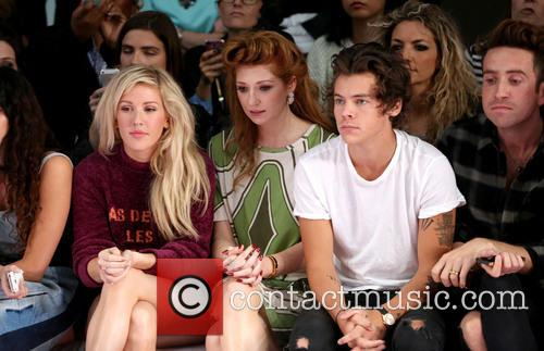 Ellie Goulding, Nicola Roberts, Harry Styles and Nick Grimshaw 7