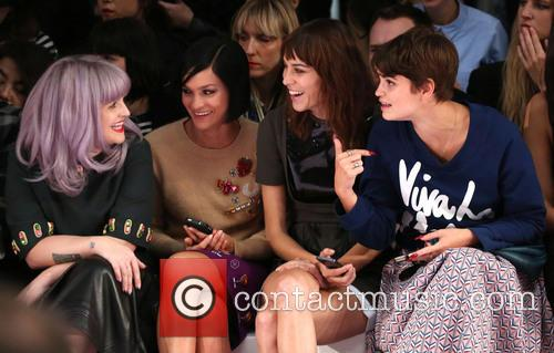Kelly Osbourne, Leigh Lezark, Alexa Chung and Pixie Geldof 2