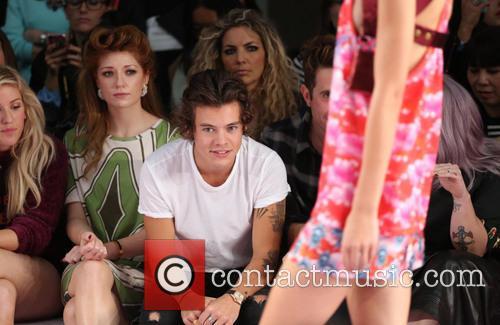 Nicola Roberts, Harry Styles, London Fashion Week
