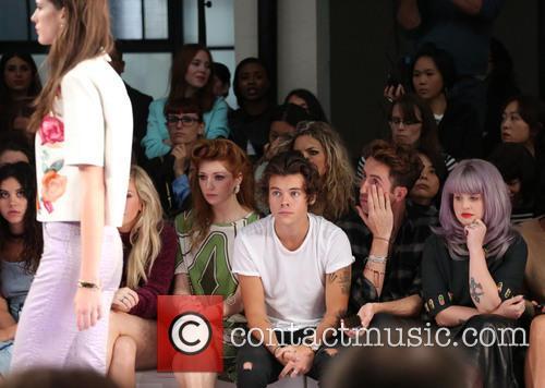 Nicola Roberts, Harry Styles, Nick Grimshaw, Kelly Osbourne, London Fashion Week