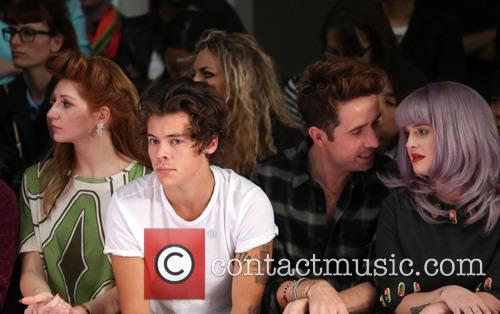 Nicola Roberts, Harry Styles, Nick Grimshaw, Kelly Osbourne, London Fashion Week