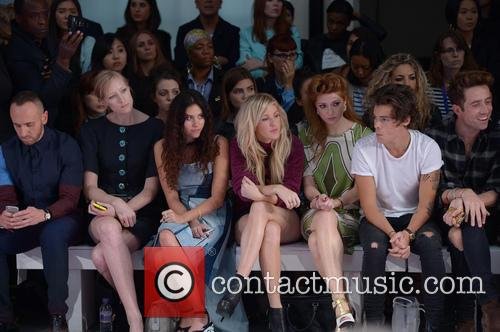 Eliza Doolittle, Ellie Goulding, Nicola Roberts, Harry Styles and Nick Grimshaw 11