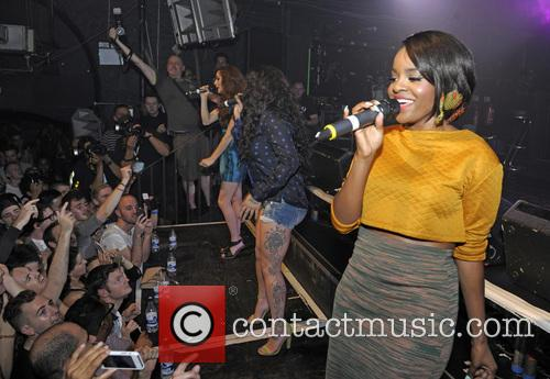 Mks and Keisha Buchanan 1