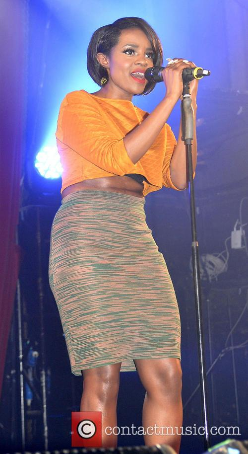 Keisha Buchanan 1