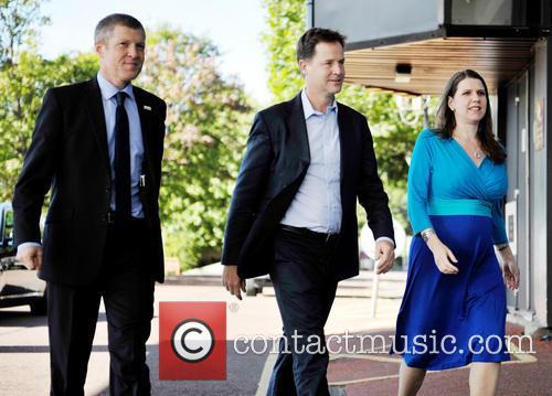 Deputy Prime Minister Nick Clegg, Jo Swinson and Willie Rennie 1