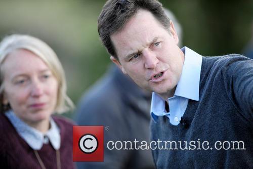 Nick Clegg, Dr Maggie Keegan and Laura Cunningham 1