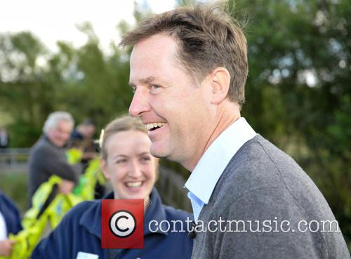 Nick Clegg and Laura Cunningham 2