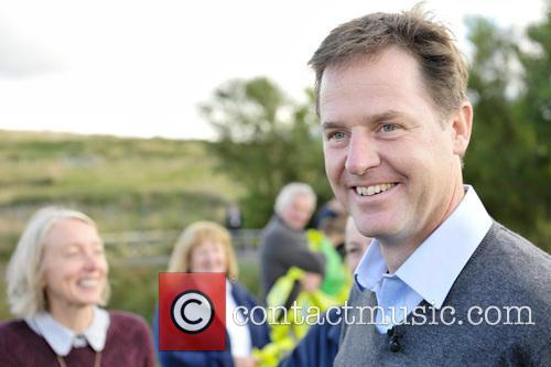 Nick Clegg and Laura Cunningham 5