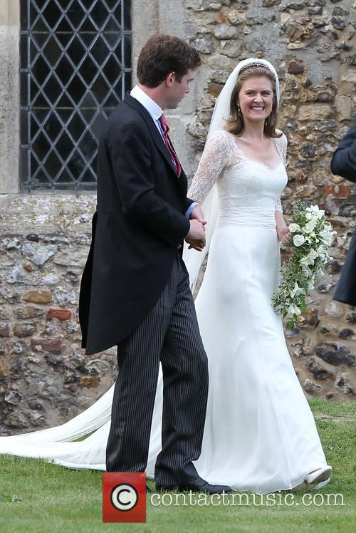 Lady Laura Marsham and James Meade 4