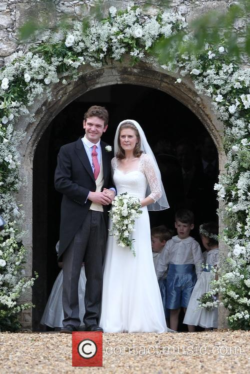 Lady Laura Marsham and James Meade 1