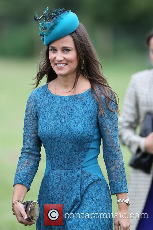 Pippa Middleton Lady Laura Wedding