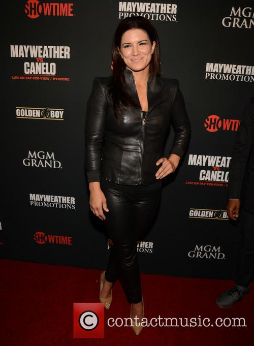 gina carano vip guests attend the pre fight 3867702