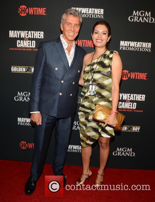 Michael Buffer and Christine Prado 7