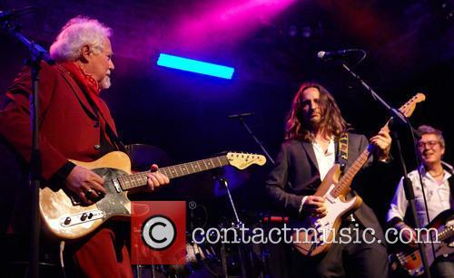 Jim Cregan, Ben Mills and Pat Davey 2