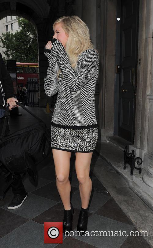Ellie Goulding, London Fashion Week