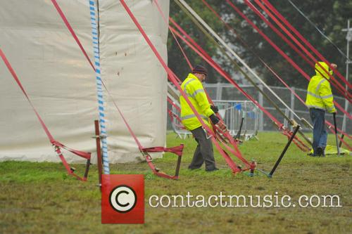 Workmen and Festival Number 2