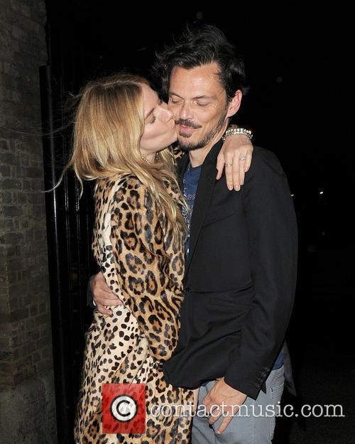 Sienna Miller and Matthew Williamson 8