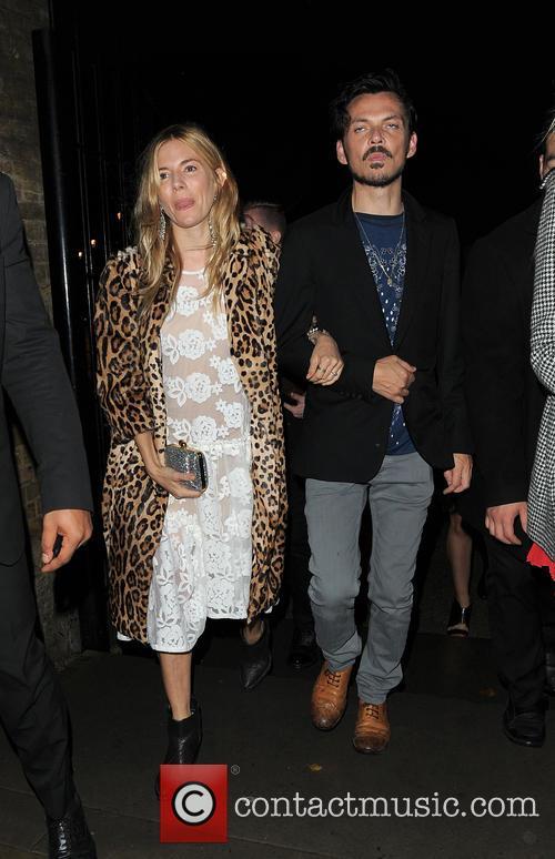 sienna miller matthew williamson london fashion week ss14 3868141