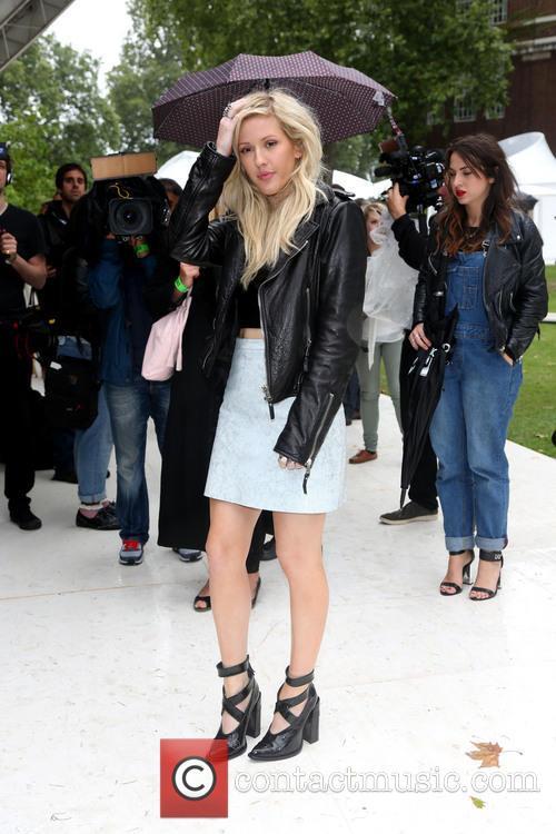 ellie goulding london fashion week ss14  3867884