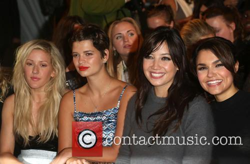 ellie goulding pixie geldof daisy lowe samantha barks london fashion 3867876