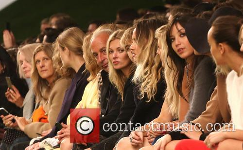 Sir Philip Green and Kate Moss 1
