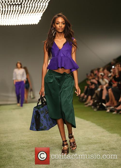 jourdan dunn london fashion week ss14  3867812