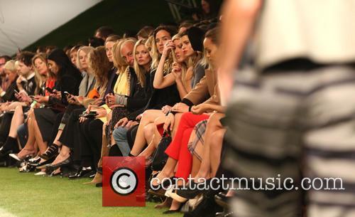 London Fashion Week SS14  - Topshop Unique