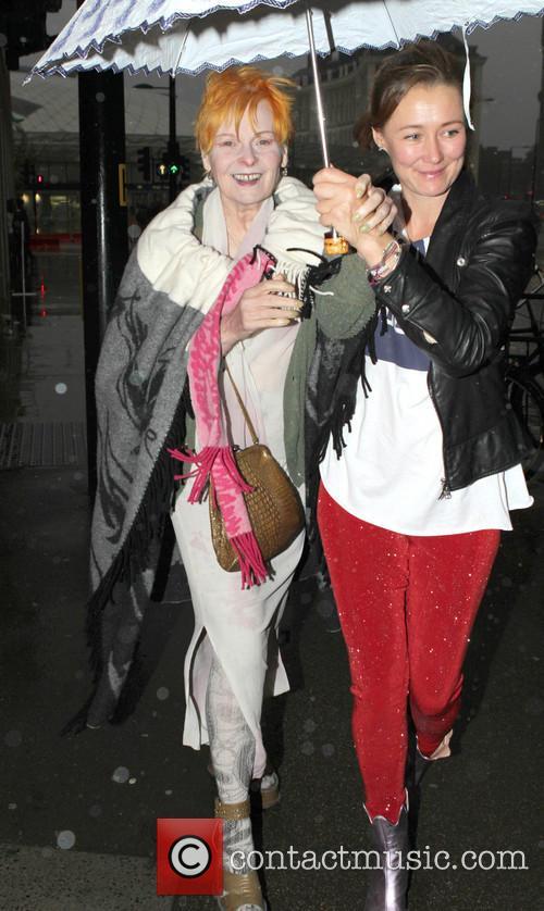 Dame Vivienne Westwood 3