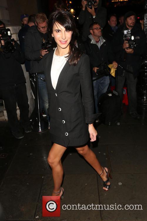 Caroline Sieber, London Fashion Week