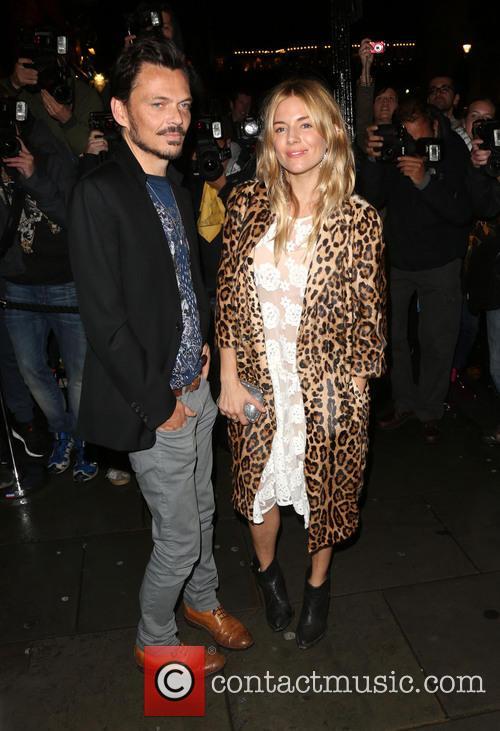 Matthew Williamson and Sienna Miller 3