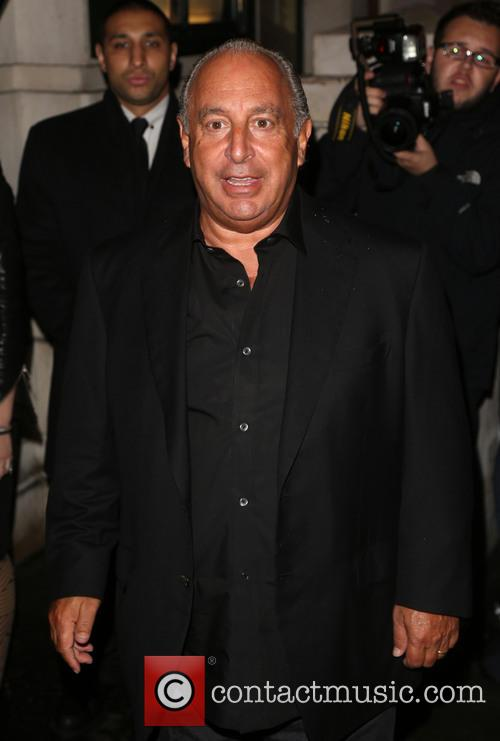 Sir Philip Green 7