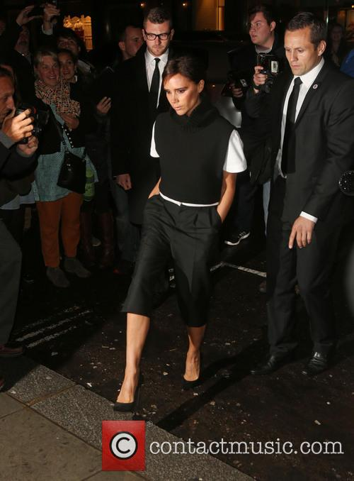 Victoria Beckham, London Fashion Week